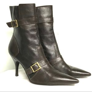 Matisse leather heeled boot